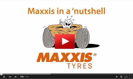 Maxxis animatie